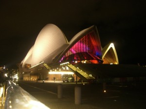 Opera House @ Night II