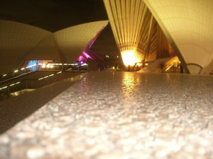 Opera House @ Night I